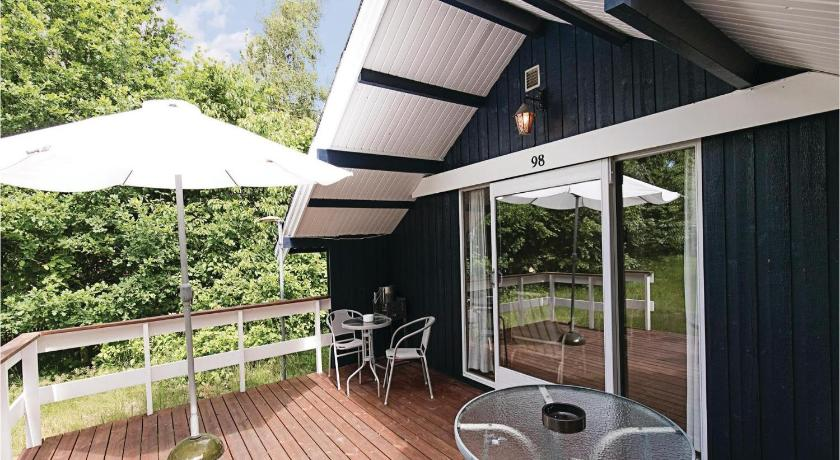 Exterior view Holiday home Boderne Aakirkeby