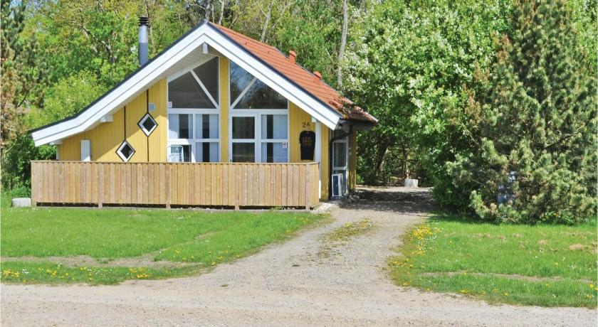 Exterior view Holiday home Bork Hytteby Hemmet XII