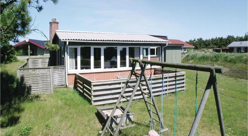 Exterior view Holiday home Hvide Sande 10