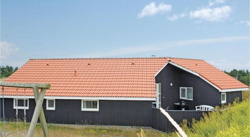 Four-Bedroom House - Exterior view Holiday home Bjerregårdsvej Hvide Sande Denm xa