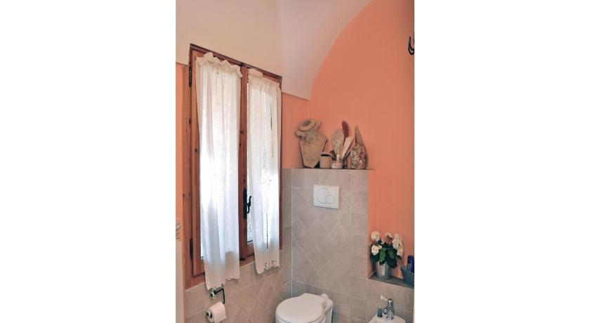 Badezimmer One-Bedroom Holiday home Sanremo IM with Sea View 06