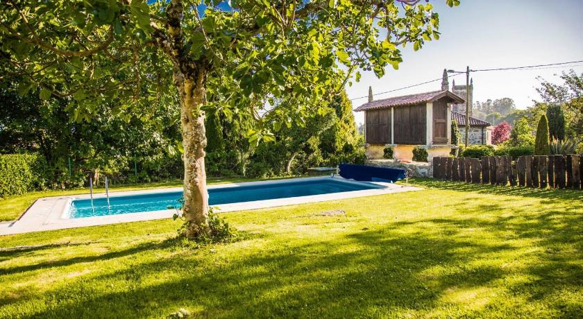 Swimming pool Casa De Abaixo