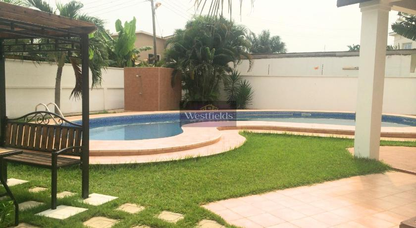Apartamento - Piscina Westfield - Two-Bedroom House, Tetteh Quarshie