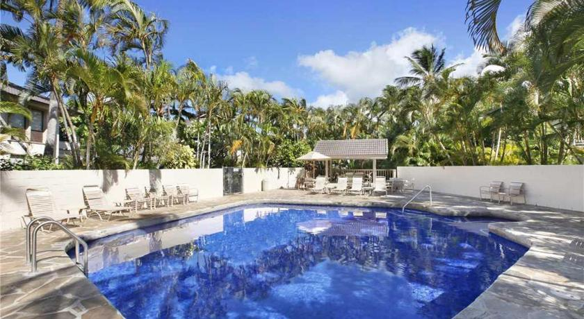 Swimming pool Kahala 222