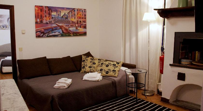 Appartement Rome Nice Apartment - Campo de' Fiori
