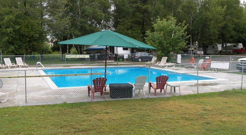 Swimming pool Franklin Motel Tent u0026 Trailer Park & Best Price on Franklin Motel Tent u0026 Trailer Park in North Bay (ON ...