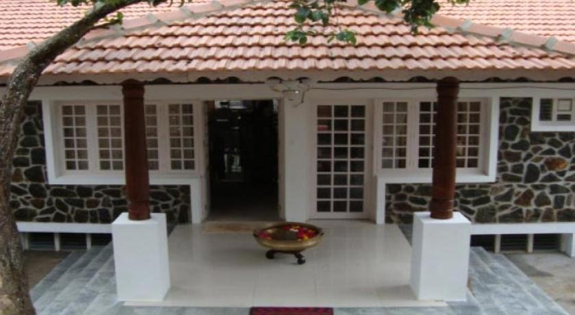 10 br farmhouse for group stay by guesthouser