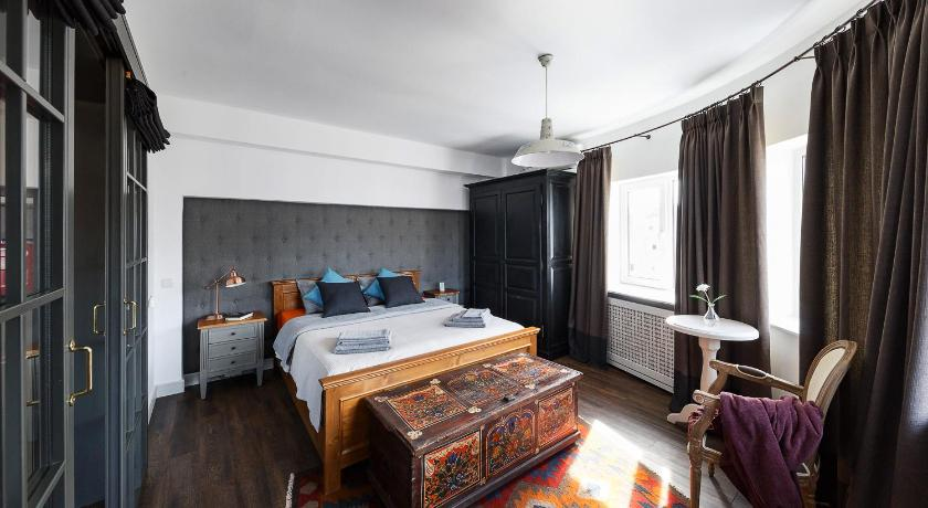 Bohemian Old Town Boutique Apartment Gabroveni 2 54 Bucharest