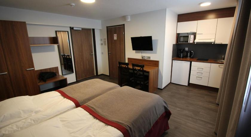 Twin Room Motel SEO Muonio