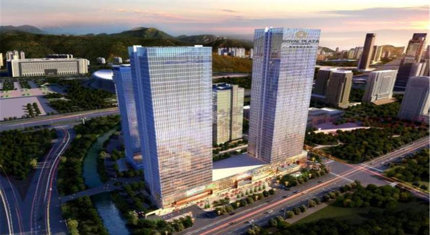 Jinan Inzone Royal Plaza Hotels