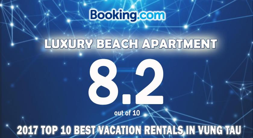 Apartment mit Seeblick Luxury 3BR Full-Option near Beach Service Apartment