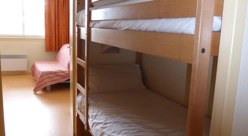 Studio Apartment (3-4 adults) - Bed Résidence Azureva La Mongie