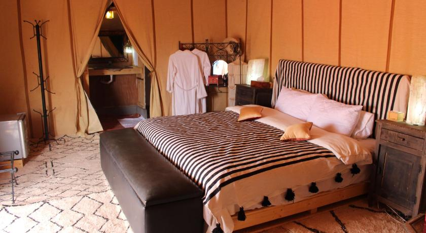 Standard Double or Twin tent Desert Luxury Camp