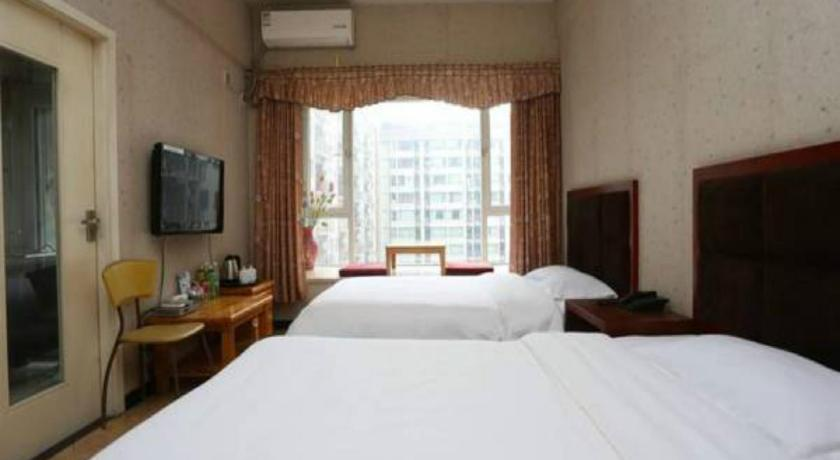 Chinese Mainland Citizens - Standard Twin Room Trip Stage Inn SOHO Feicheng