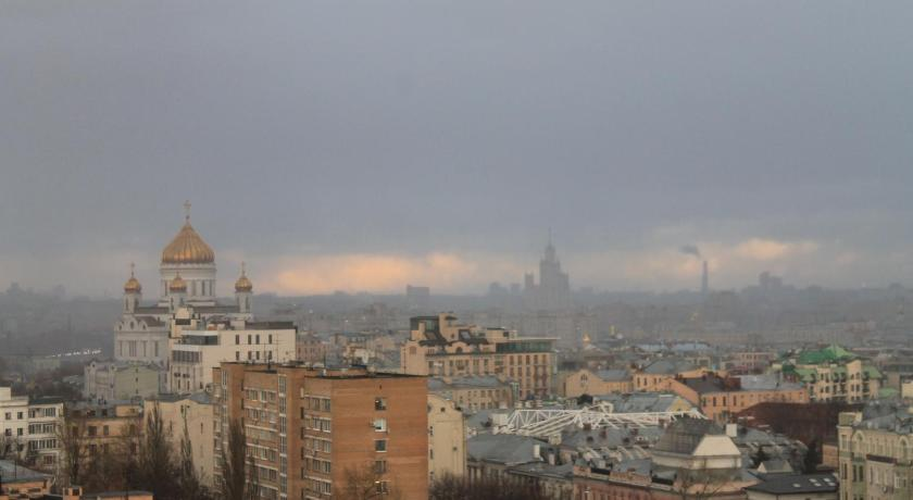 View Heart of Moscow na Smolenke
