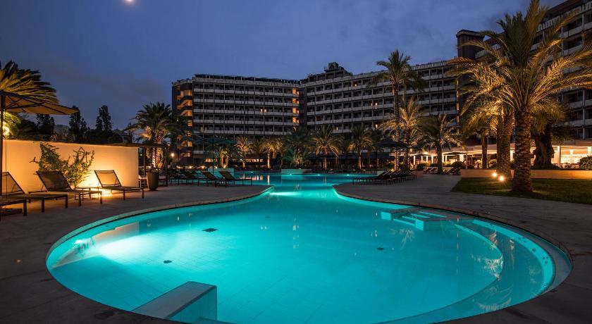 Ergife Palace Hotel Via Aurelia 619 Rome