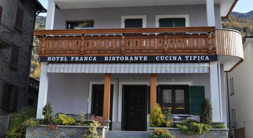 More about Hotel Franca