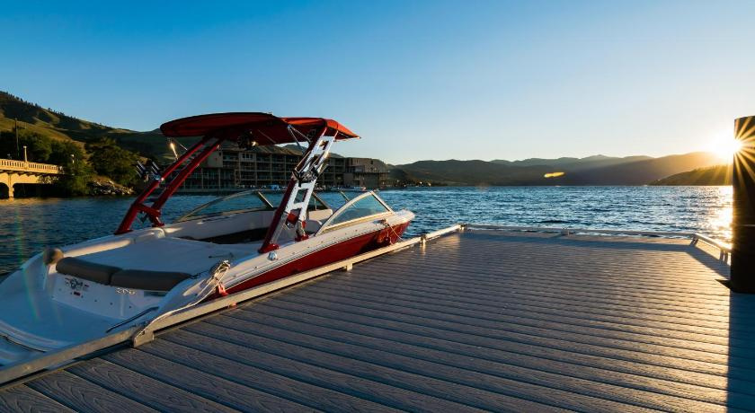 Piscina Lake Chelan Shores: Rowboat Serenity (#17-9)