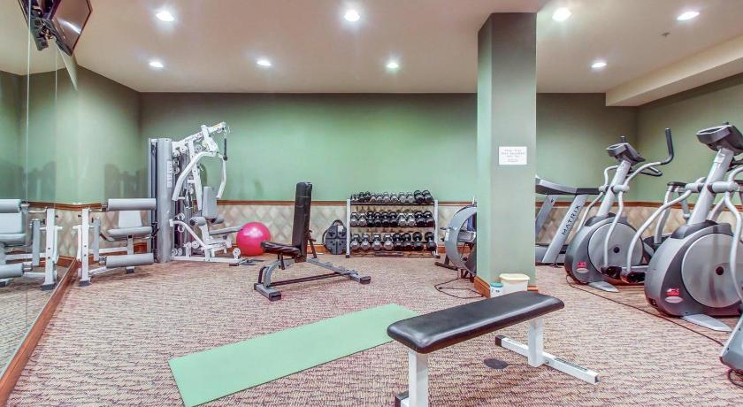 Fitness center Powderhorn Lodge 311: Poppy Suite