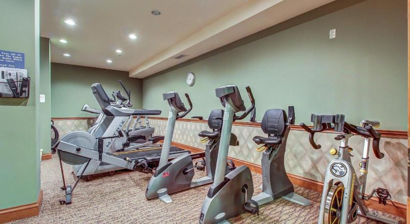 Fitness center Eagle Springs East 207: Resting Moose Suite