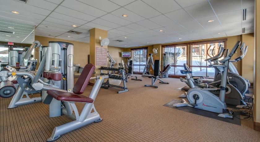 Two-Bedroom Holiday Home - Fitness center Getaway at Wildhorse