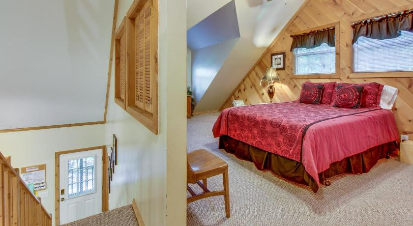 Two-Bedroom Holiday Home - Bed Lorins Way