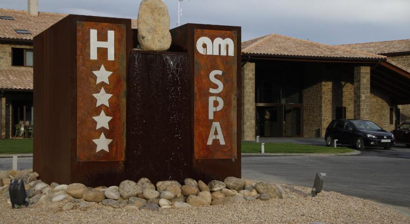 hoteles con encanto en murillo de gállego  49