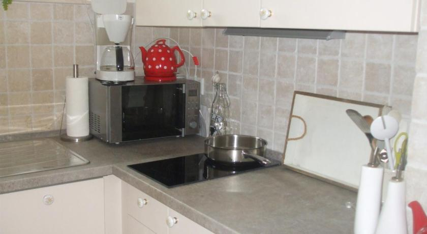 Souterrain Apartment - Facilities Appartement Seelücke