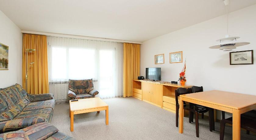 One-Bedroom Apartment Apartment Allod-Park.2
