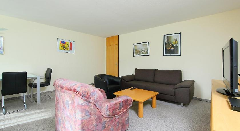 One-Bedroom Apartment Apartment Allod-Park.13