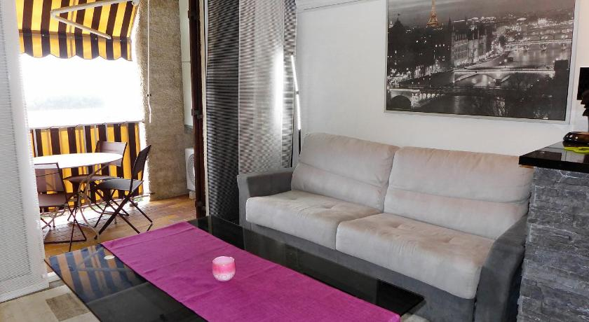 Appartement mit 1 Schlafzimmer Apartment Les Aigues Marines.42