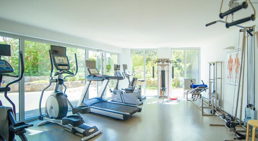 fitness centrum Hotel Vita Mirow