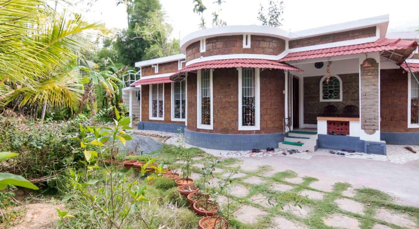 Exterior view Green Garden Homestay - A Wandertrails Stay