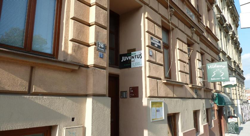 Penzion Juventus Club Pionyrska 7 Brno