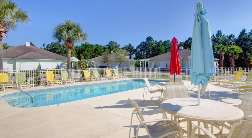 Peldbaseins Orange Beach Villas - Sundial B Villa
