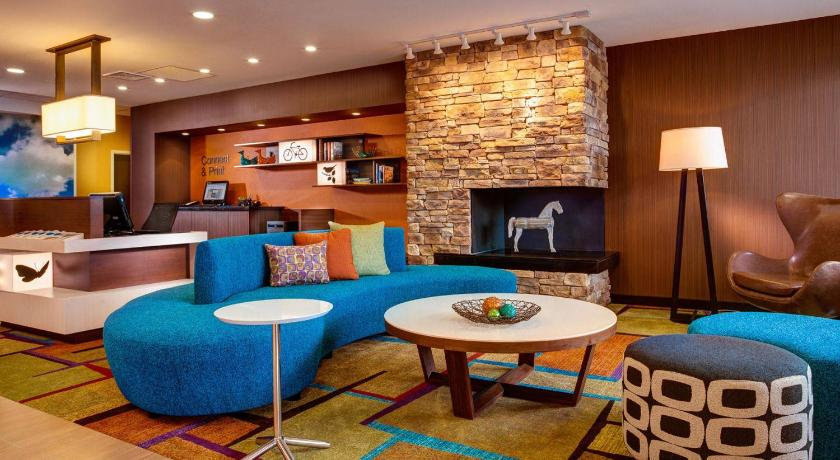 Obiekty rekreacyjne FAIRFIELD INN & SUITES BY MARRIOTT ROANOKE SALEM