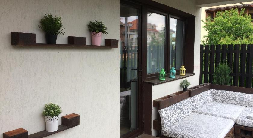 Apartment - Ground Floor - Exterior view Maison D'hotes Brasov