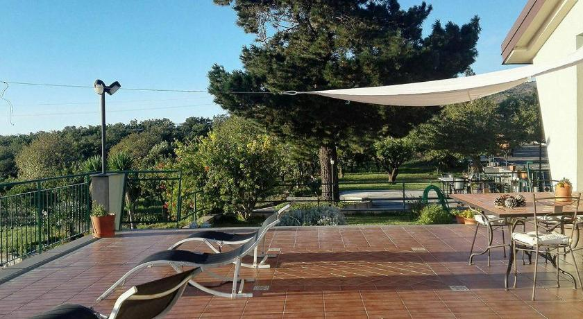 Villa With Private Pool Villa Capo Grecale