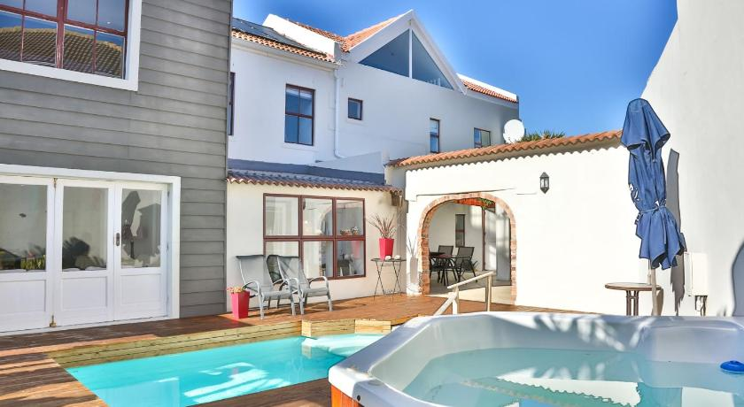 Schwimmbad Abington Manor Fish Hoek Guesthouse
