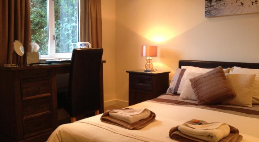 Double Room - Bed Carisbrooke Guest House
