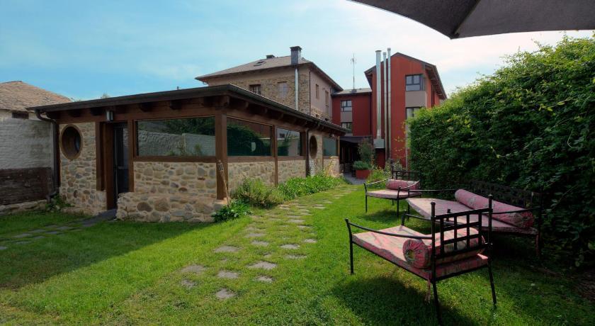 Restaurante - Hotel La Tronera 3