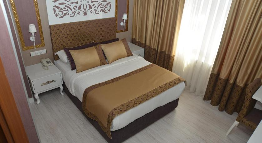 Standard Double or Twin Room Saros Hotel