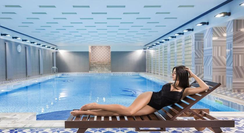 Swimming pool Armenia Wellness & Spa Hotel Jermuk