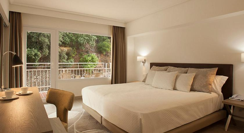 Double Room with Mountain View Hotel Continental Valldemossa