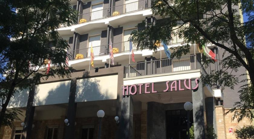 More about Hotel Salus