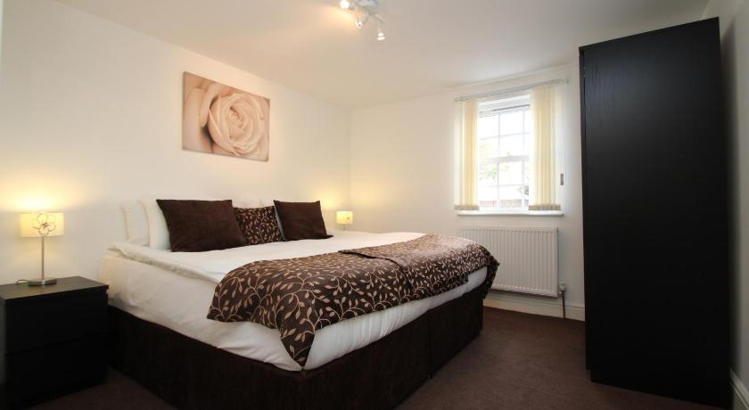 Studio (2 Adults) - Guestroom Excel Apartments Stratford