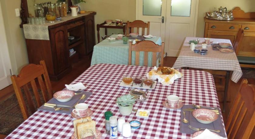 Comida y bebida The Oval Bed and Breakfast