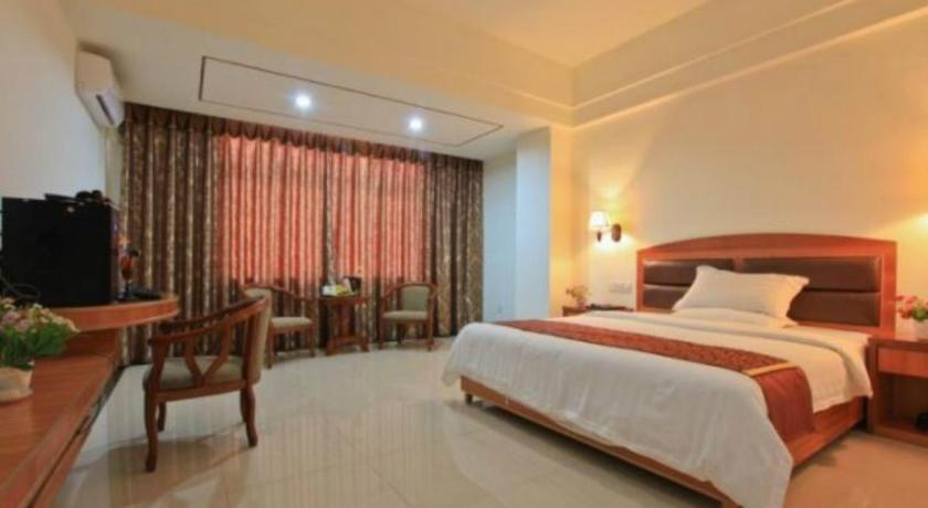 Mainland Chinese Citizen-Standard Double Room - Κρεβάτι Planet Business Hotel