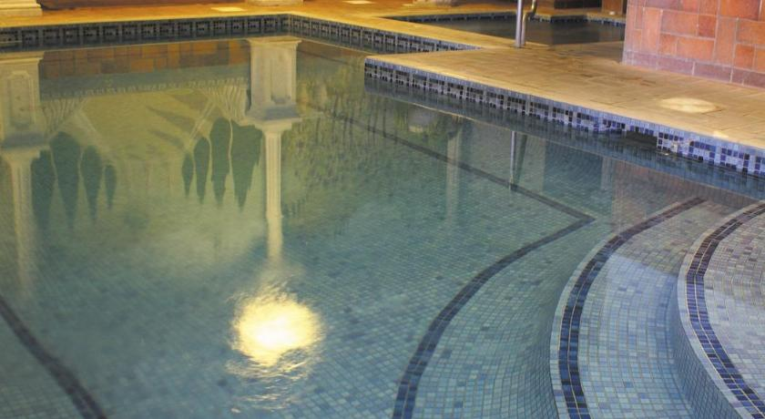 Swimming pool Grand Hotel Swanage