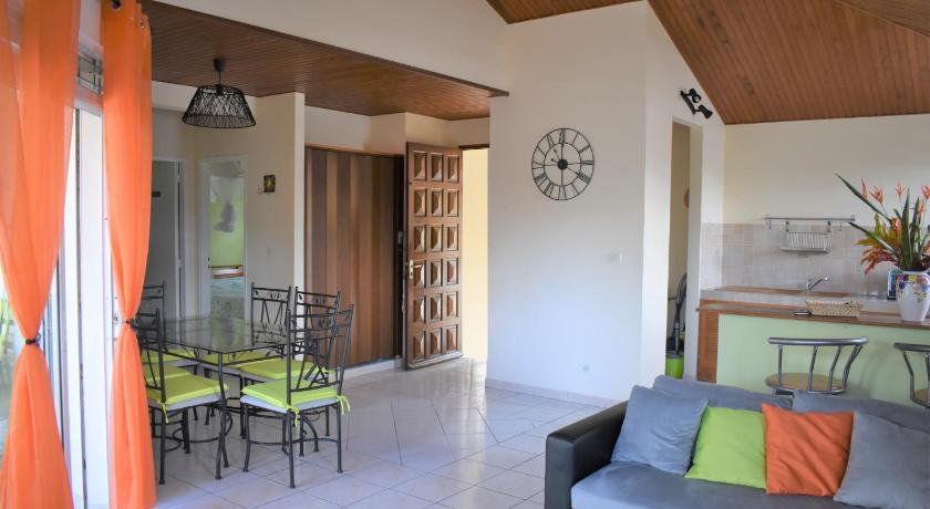 Two-Bedroom Apartment La Villa Paula